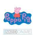 Peppa Pig Temporary Tattoos