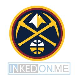 Denver Nuggets NBA Team Logo