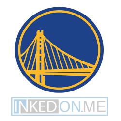 Golden State Warriors NBA Team Logo