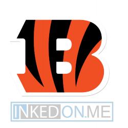Cincinnati Bengals NFL Team Logo
