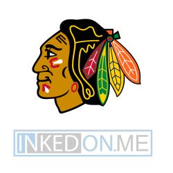 Chicago Blackhawks NHL Team Logo