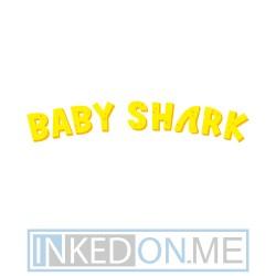 Baby Shark Logo