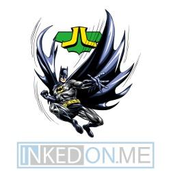 Batman Jump Attack