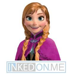 Anna from Frozen 02