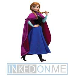 Anna from Frozen 4