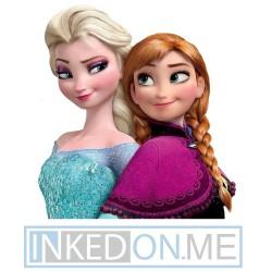 Anna and Elsa 02